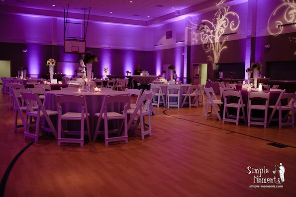 Decorating a gym for a wedding wedding tips and inspiration from blank canvas to your dream reception beyond creative wedding and party decor junglespirit Choice Image