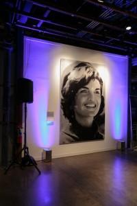 SixthFloorMuseum party lighting 1