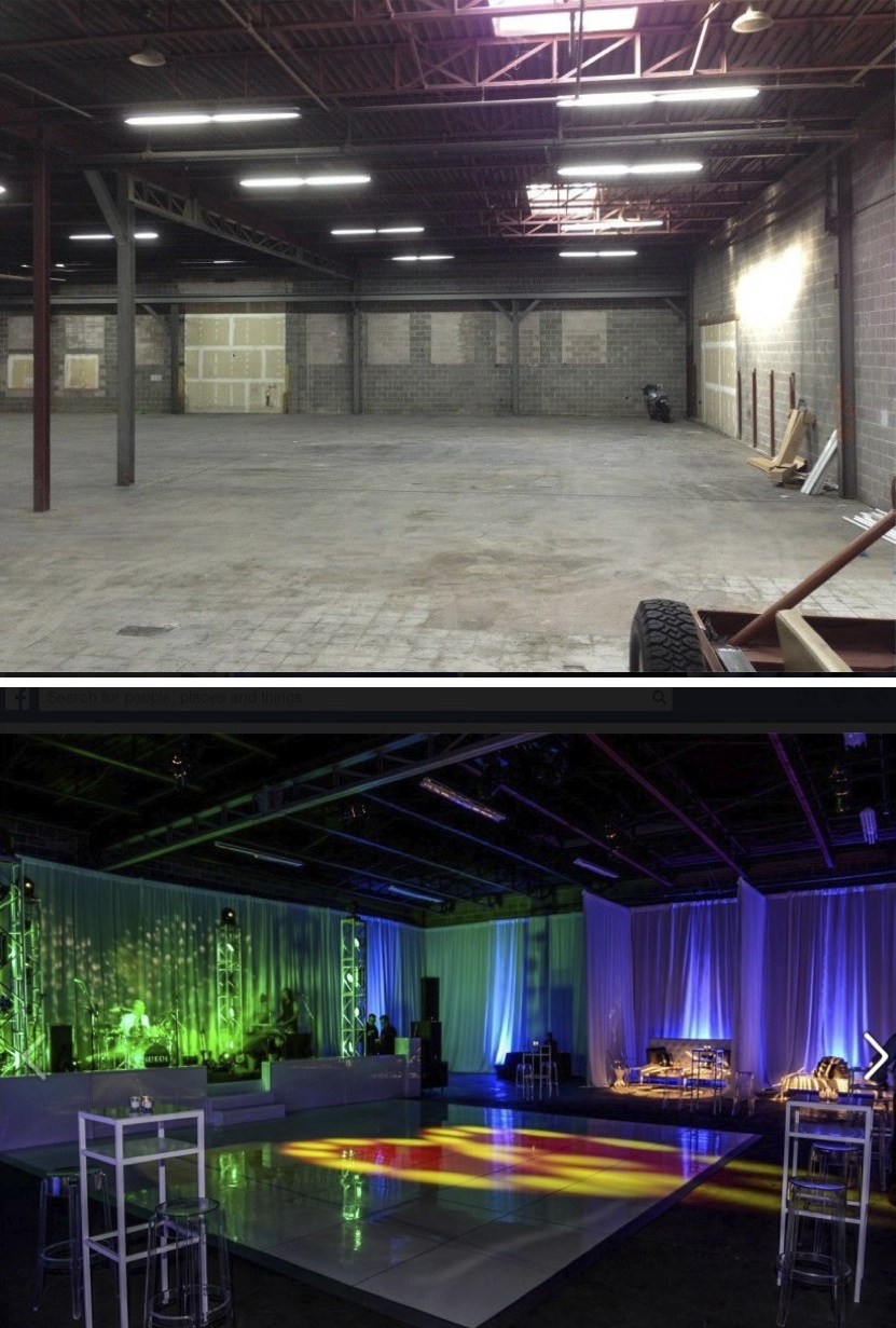 Warehouse Party